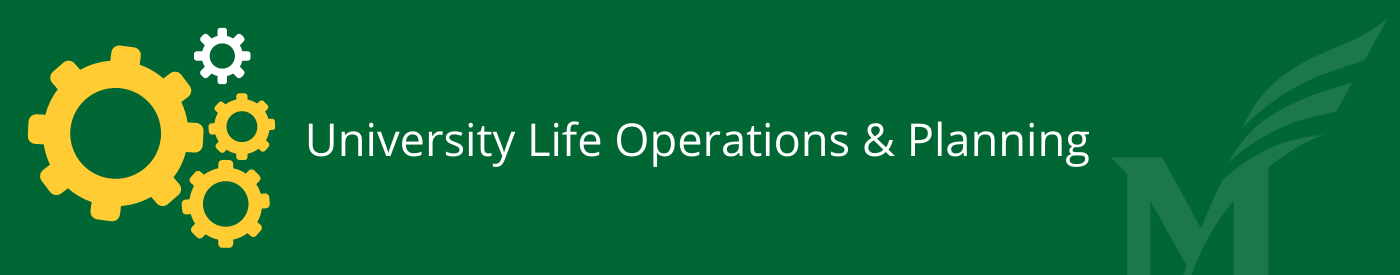 Operations and Planning banner